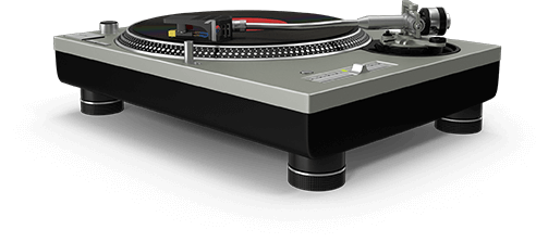 Turntable stock
