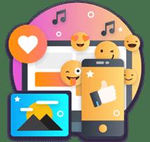 Povećanje popularnosti na društvenim mrežama